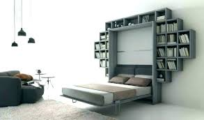 sliding bookcase murphy bed. Fine Bookcase Murphy Bed Bookcase Bookshelf Designer Sliding With Hidden  Wall Unit Inside Sliding Bookcase Murphy Bed R