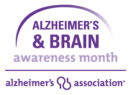 Image result for images for alzheimers awareness month