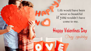 Happy Valentines Day Quotes For Husband Love Wishes Messages