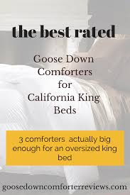 california king down comforter. Plain King Top 3 California King Down Comforters  The Best Rated For  Oversized Beds With Comforter I