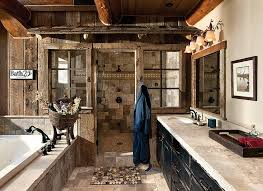 Rustic Bathroom Design New Inspiration