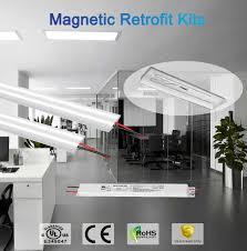 Magnetic Interior Design Kit 2x4 Quality Led Magnetic Troffer Retrofit Kit Buy Magnetic Led Retrofit Kit Led Retrofit Kit Led Troffer Retrofit Kits Product On Alibaba Com