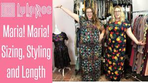 Lularoe Maurine Size Chart Lularoe Maria Dress Everything You Want To Know And More