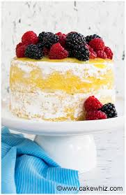 Moist Lemon Cake Recipe Cakewhiz
