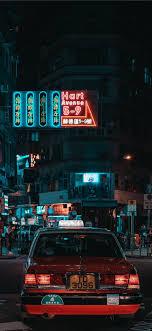 Hart Avenue Neon iPhone X Wallpapers ...