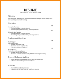 Cv Resume Template Word Free Download In 17 For Templates And