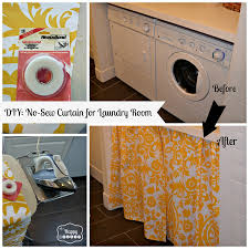 Diy No Sew Curtains Diy No Sew Curtains Home Design Ideas And Pictures
