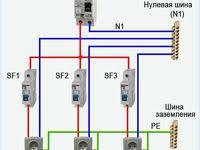Схема ЭС: лучшие изображения (13) | Электропроводка ...
