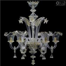 Murano due lighting Due Ether Chandelier Elegante Gold 24kt Pendants Murano Glass Searchlightingcom Exclusive Murano Glass Chandeliers For Luxury Homes See Prices