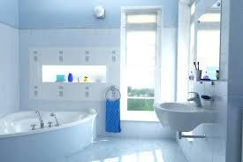 light blue bathroom tiles. Light Blue Bathroom Tiles Ideas The Pale Textured Walls Complement Tile T