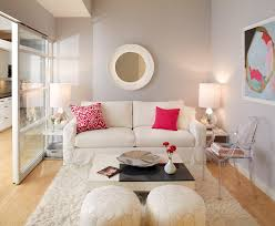 Transitional Decorating Living Room Decorating Small Spaces Living Room Transitional With Abstract Art