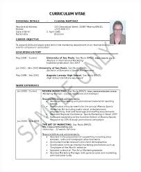 Personal Trainer Resume Template New Personal Training Resume Sample Beginner Personal Trainer Resume