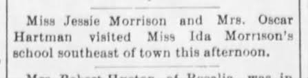 Jessie Morrison - Newspapers.com