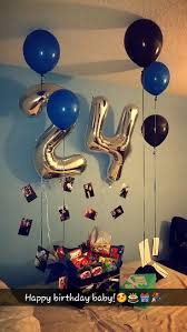 decoration ideas for birthday party boyfriend