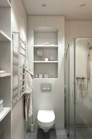 Designs by Style: Industrial Bathroom Decor - Small Space