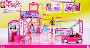 barbie doll house furniture. [Barbie Barbie: Dolls \u0026 Doll HouseBarbie-shaped House With FurnitureGlam Vacation HouseIs Set To Play Now House, Furnished Doll. Barbie Furniture B