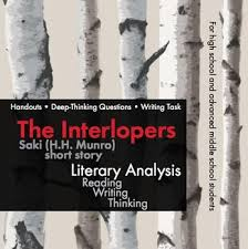the interlopers essay lesson plans the interlopers