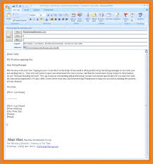Sending Resume Email Samples Email Template For Sending Resume Astonishing 8 Sending Resume Email