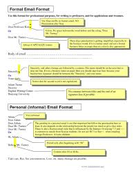 Professional Letter And Email Writing Guidelines 24 Formats Of Email Writing Good Tiamomode 11
