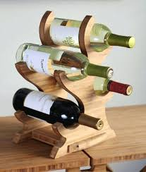 space saving wine rack wood wine storage rack design from space saving furniture projects for the