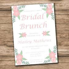 Free Bridal Shower Invitation Templates For Word Unique Free Printable Bridal Shower Invitations Templates Wedding