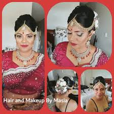 bridal and occasional hair and makeup artist mobile in durban