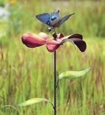 metal garden wind spinners uk garden wind spinners metal uk flower metal wind spinner with erfly