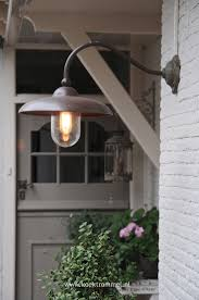 old barn light vintage reion love this fixture dutch door