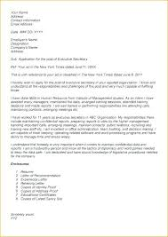 Company Resume Sample Executive Secretary Cover Letter What To Write ...