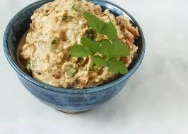 easy homemade baba ghanoush a middle eastern eggplant dip