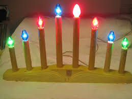 8 Light Christmas Candolier Vtg Christmas Safe T Glo 8 Light Candolier Ielectric Candles