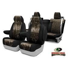 coverking mossy oak camo custom seat covers