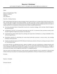 Bright And Modern Cover Letter Bullet Points 7 Chain Manager Cv