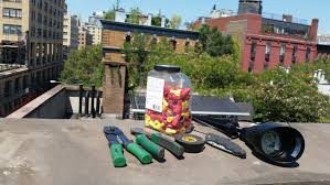 rooftop lighting. Nyc Outdoor Lighting, Manhattan Landscape Low Voltage LED Rooftop Lighting P
