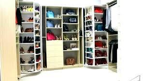 full size of closet hanging shoe organizer for closetmaid instructions espresso target rack medium size
