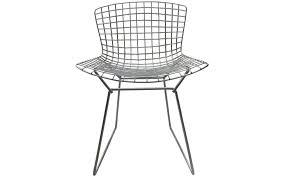 viyet designer furniture seating harry bertoia vintage wire side chair
