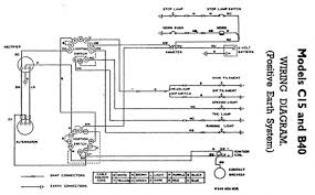 need help restoring my bsa c15 from 1959 britbike forum be this wiring diagram will help