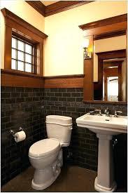 arts and crafts bathroom vanities craftsman arts and crafts bathroom vanity lights arts and crafts bathroom