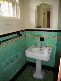 1930s Bathroom 1932 Green Bathroom Sink 2nd Amazing Bathroom In The 193 Flickr