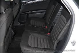 2016 fusion seat covers 2017 used ford fusion se fwd at haims motors serving fort lauderdale