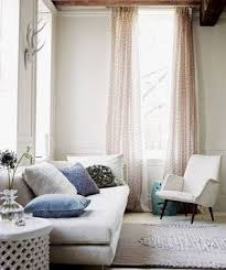 D Beige Room With Light Pink Curtains Living In An Apartment