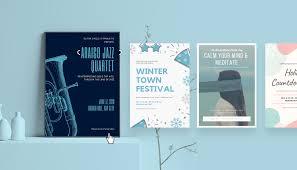 Film Poster Design Online Free Online Poster Maker Design Custom Posters With Canva