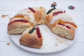 Rosca De Reyes Mexican Kings Day Bread