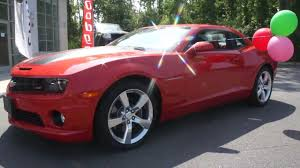 2010 Chevy Camaro RS/SS For Sale~Orange/Orange~Only 2000 Miles ...