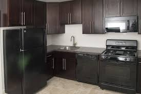 renovated kitchen with espresso cabinets troy hills village