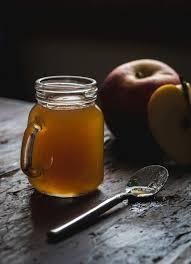 sirop de pomme à la cannelle