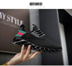 Us 34 19 5 Off Men Shoes Running Paris Springblade Original Drive 3 0 Air Spring Outdoor Athletic Professional Blade Trainers Max Sock Sneakers In