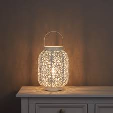 Full Size of Table Lamps:moroccan Table Lamp Moroccan Table Lamp Paloma  Flower White Departments ...
