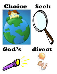 Precious Primary I Will Follow Gods Plan Flip Chart