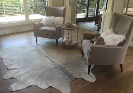 diy cowhide rug afters home design metallic diy faux u2016 glam york 5 81y home design
